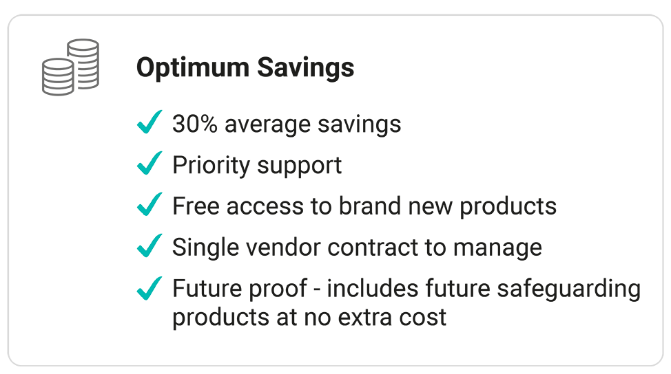 What you can save with Smoothwall Optimum